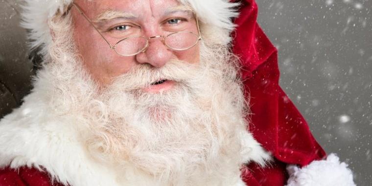 Gde živi Deda Mraz?
